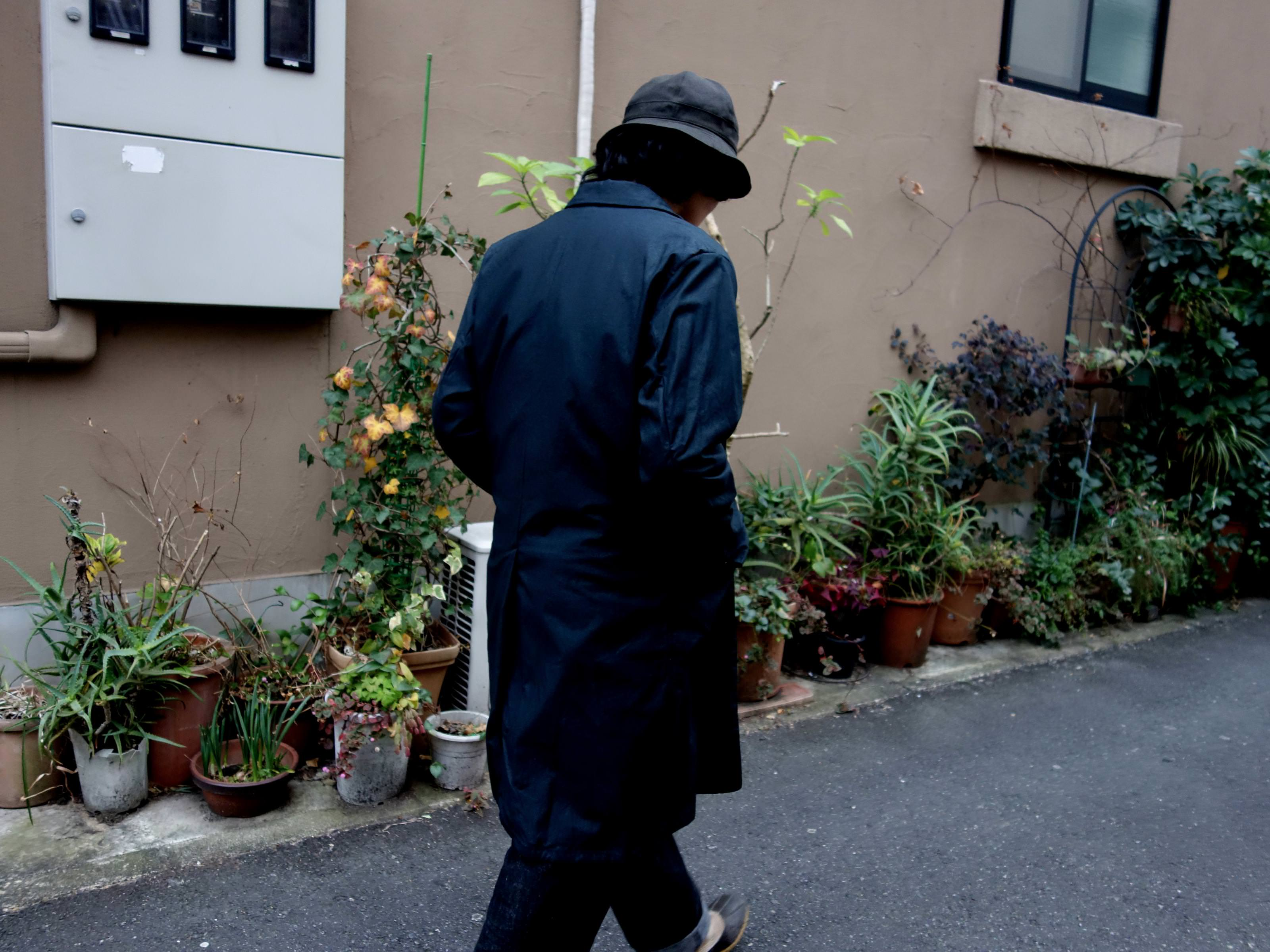 YAECA WRITE Atelier Coat yaeca blog