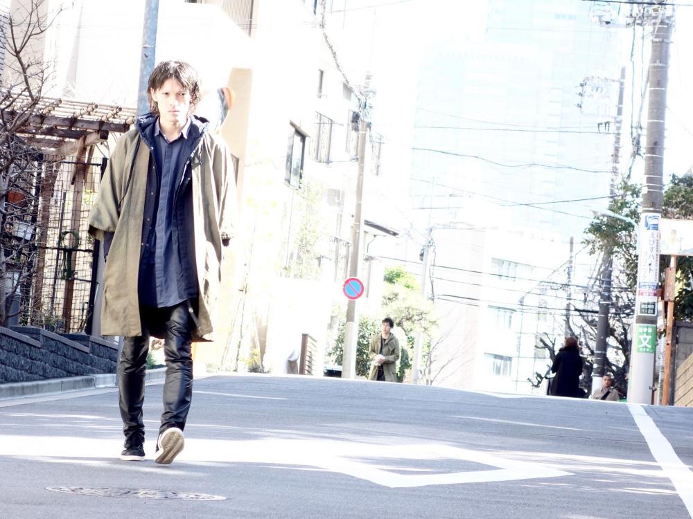kimono Long Coat