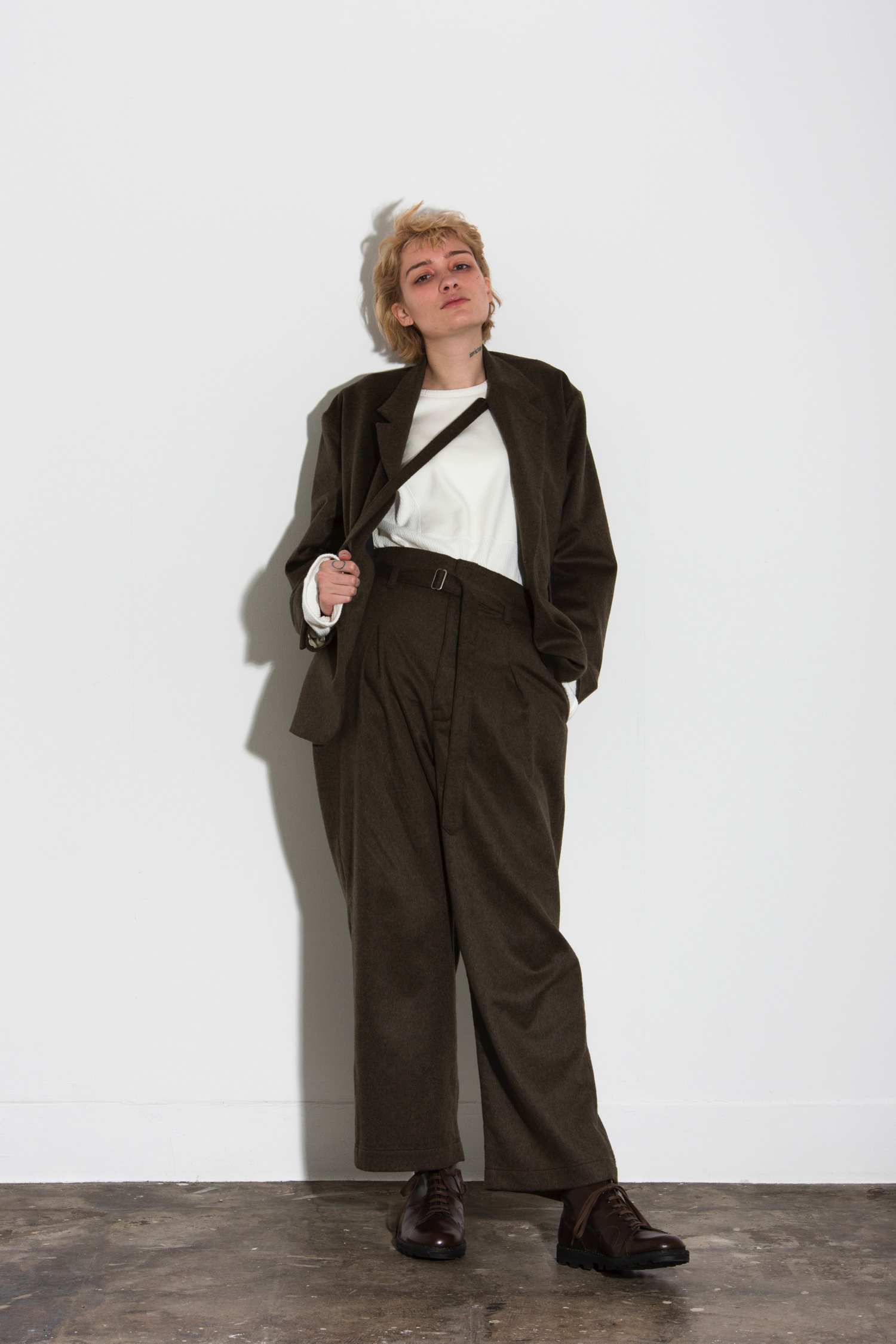 """【Bernabeu】2017 A/W Collection """"Lead between the lines"""" LOOK vintage styling blog bernabeu"""