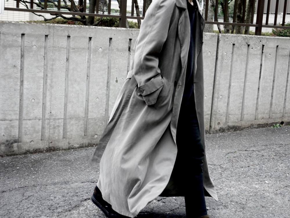 Spring Trench Coat vintage