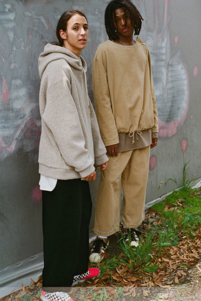 """roundabout"" 2017 A/W Collection Look"