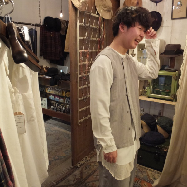 "Bernabeu 2016 S/S Collection ""Re:Version""先行受注会レポート blog bernabeu"