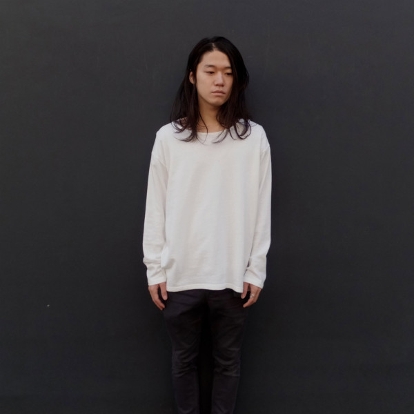 """roundabout""別注L/S Crew Neck T-Shirt roundabout blog"