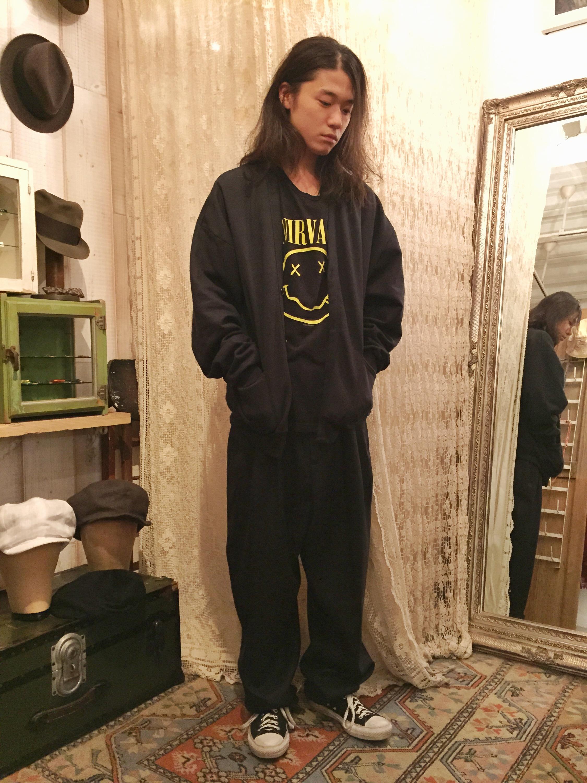 オススメ秋物ブラックアイテム! blog
