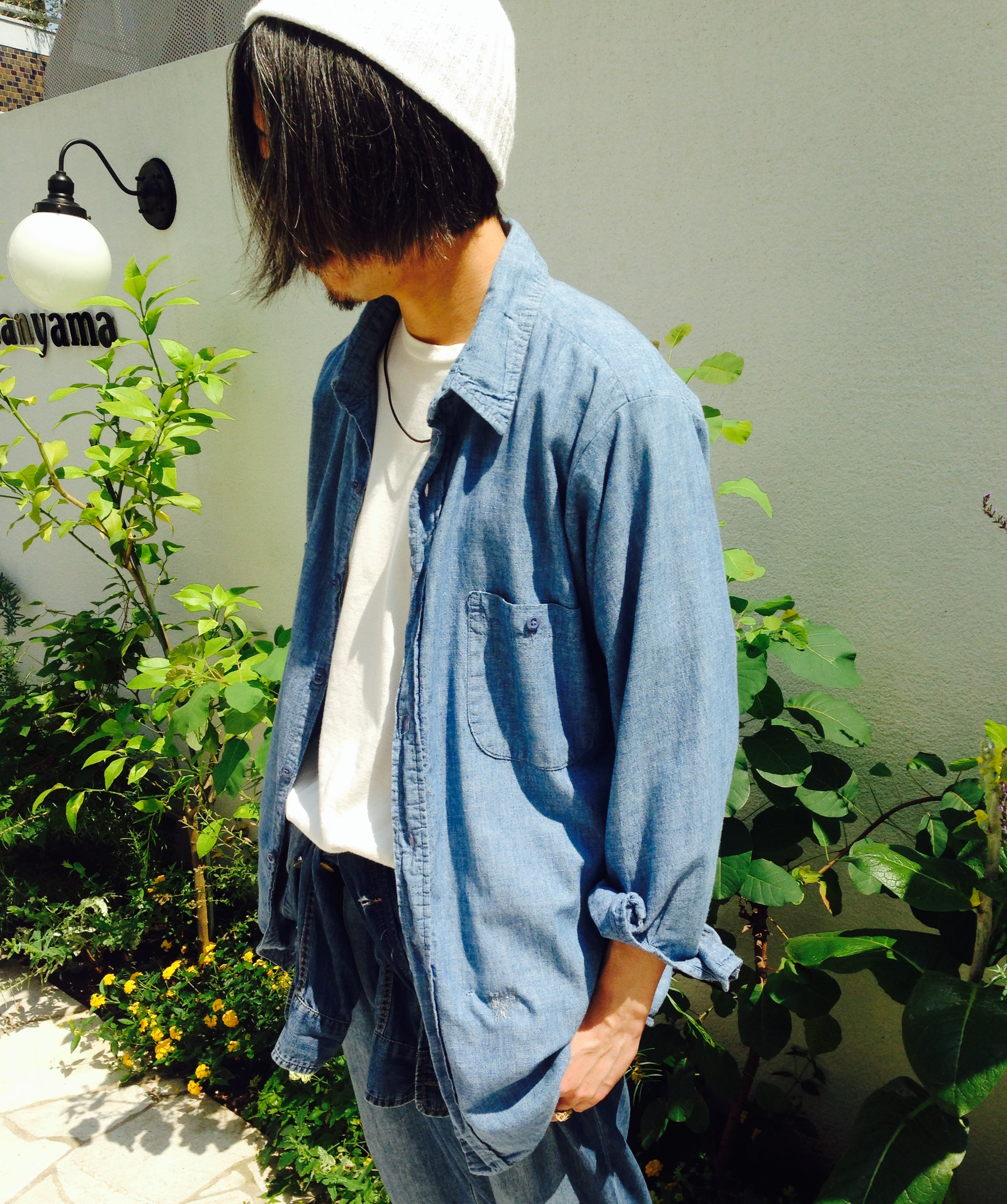 日本の夏  シャンブレーの夏 blog
