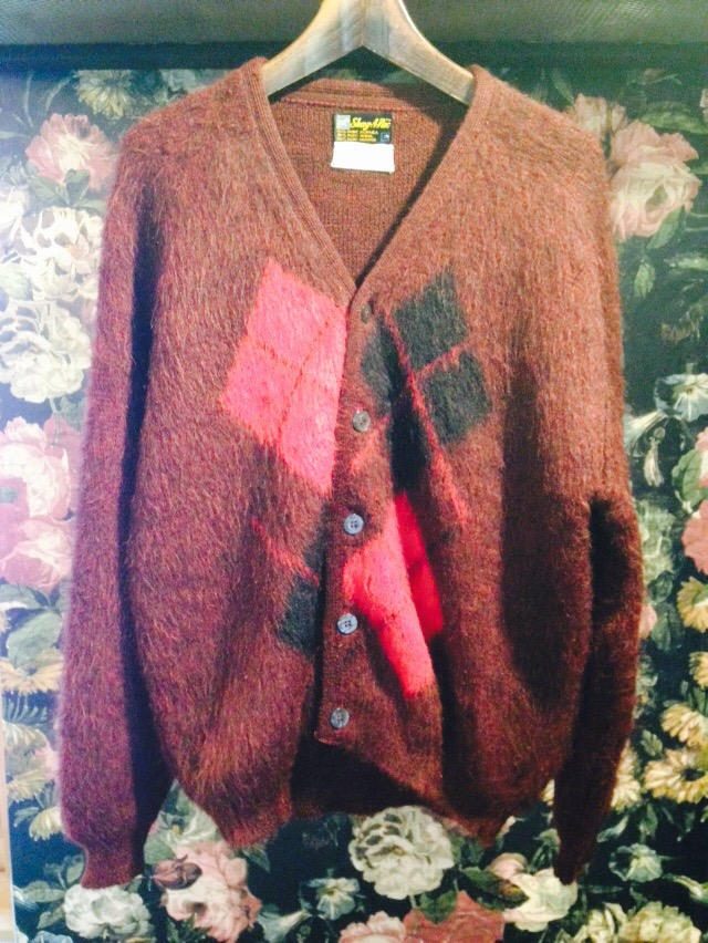 Vintage Mohair Cardigans !!