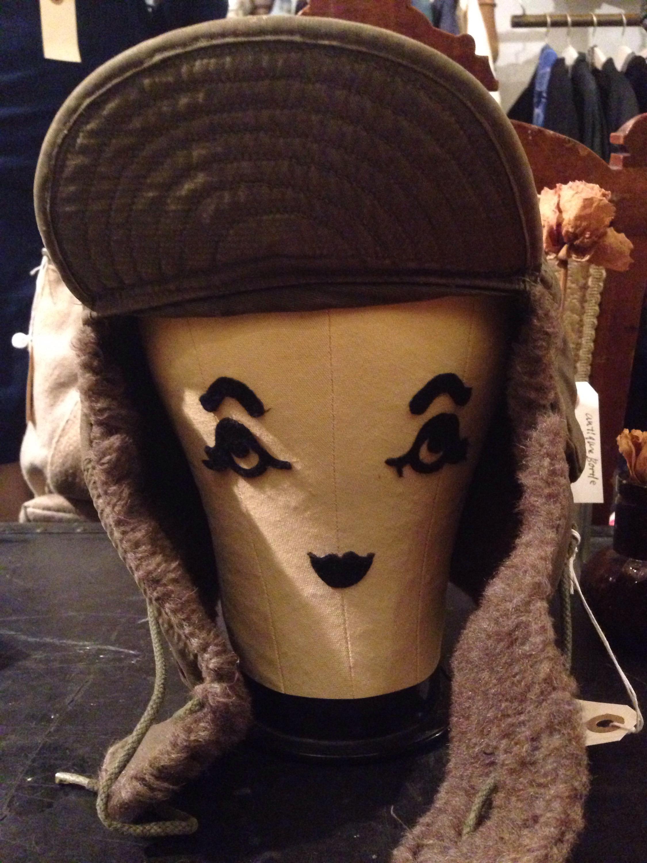 ウシャンカ帽STYLE blog