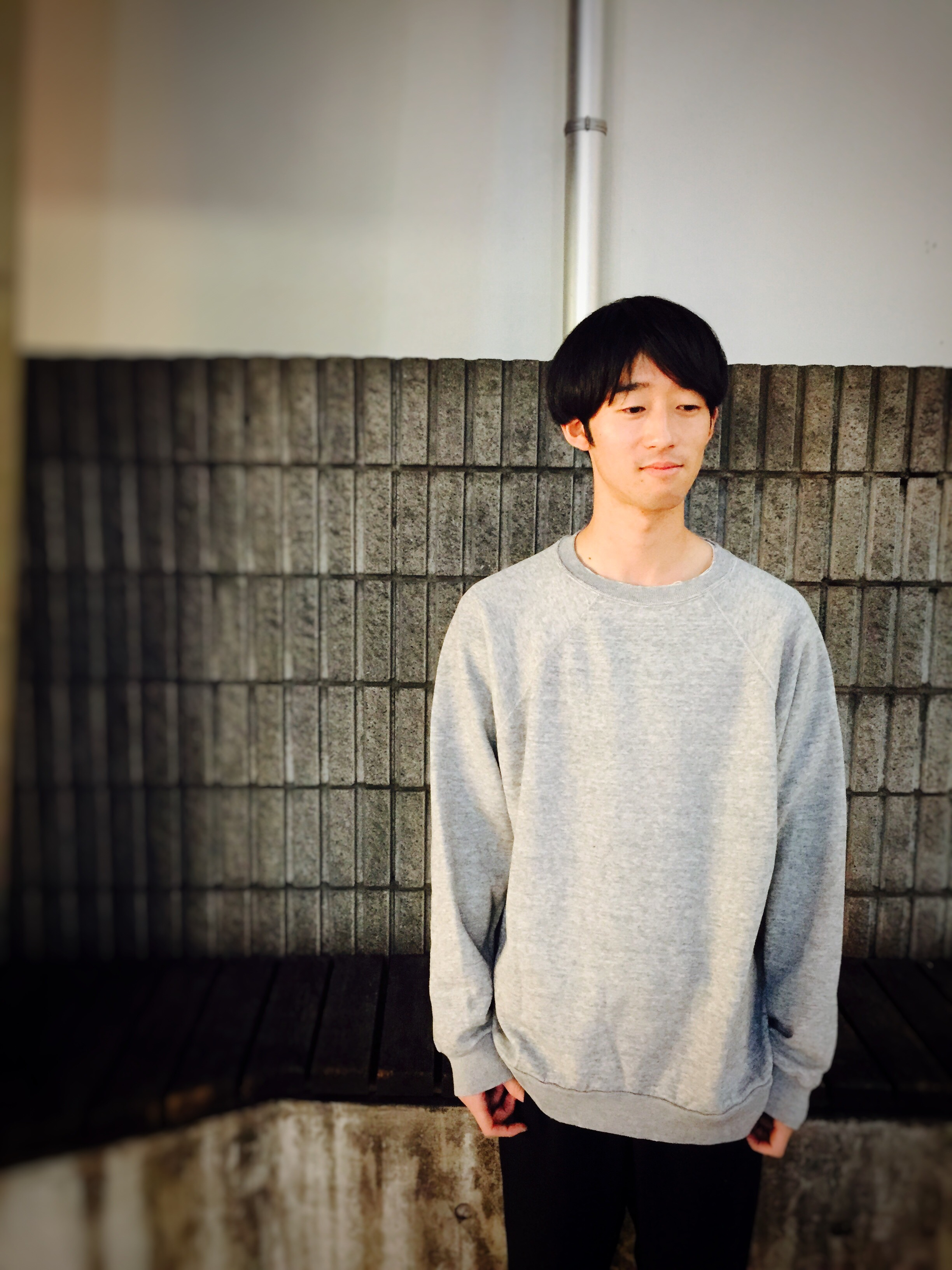 Gray Sweat vintage styling blog