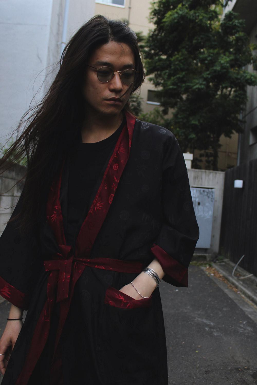 Vintage Souvenir Robe