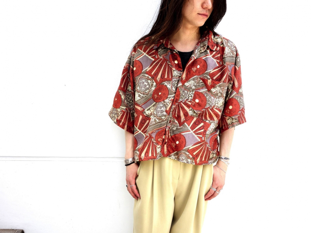 Remake short length shirts