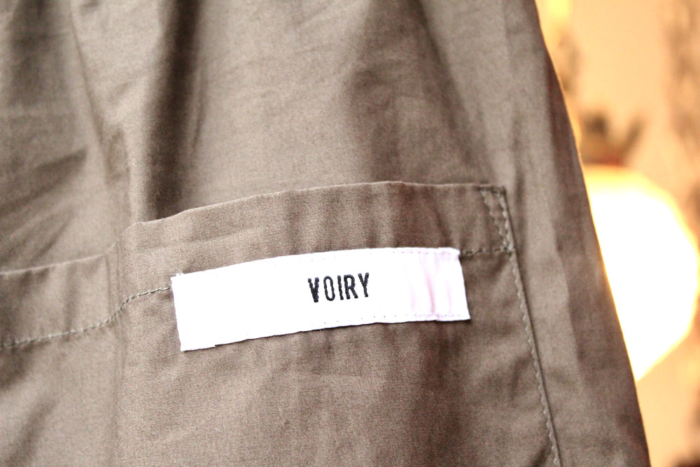 """VOIRY""DOCTOR PANTS"