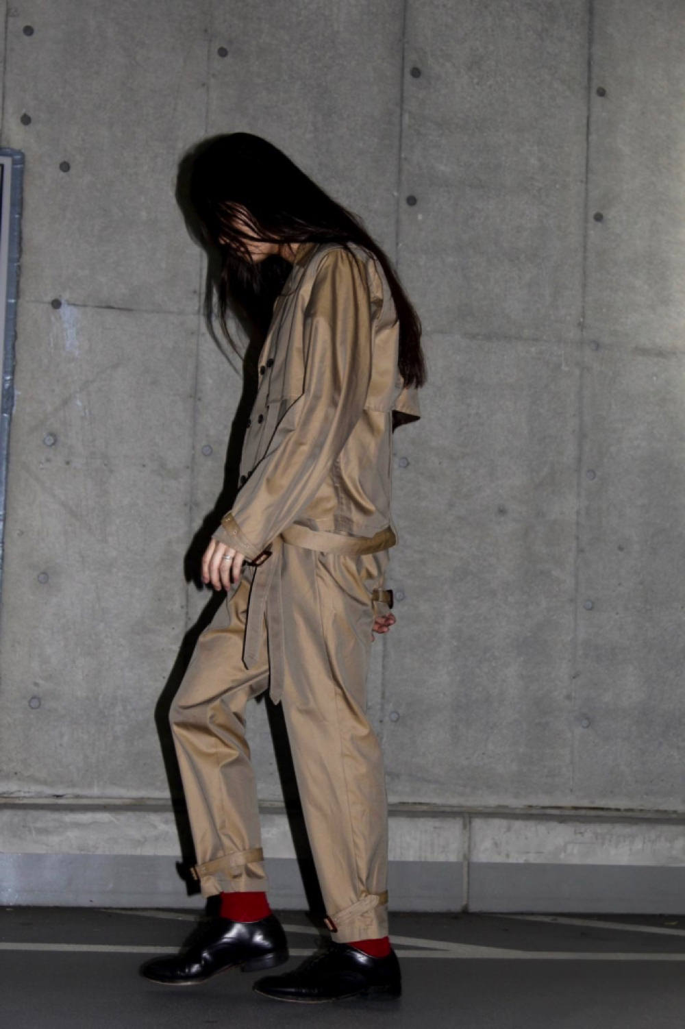 """Bernabeu"" Trench Pants"