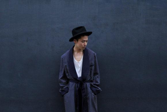 Vintage Robe×Vintage HAT