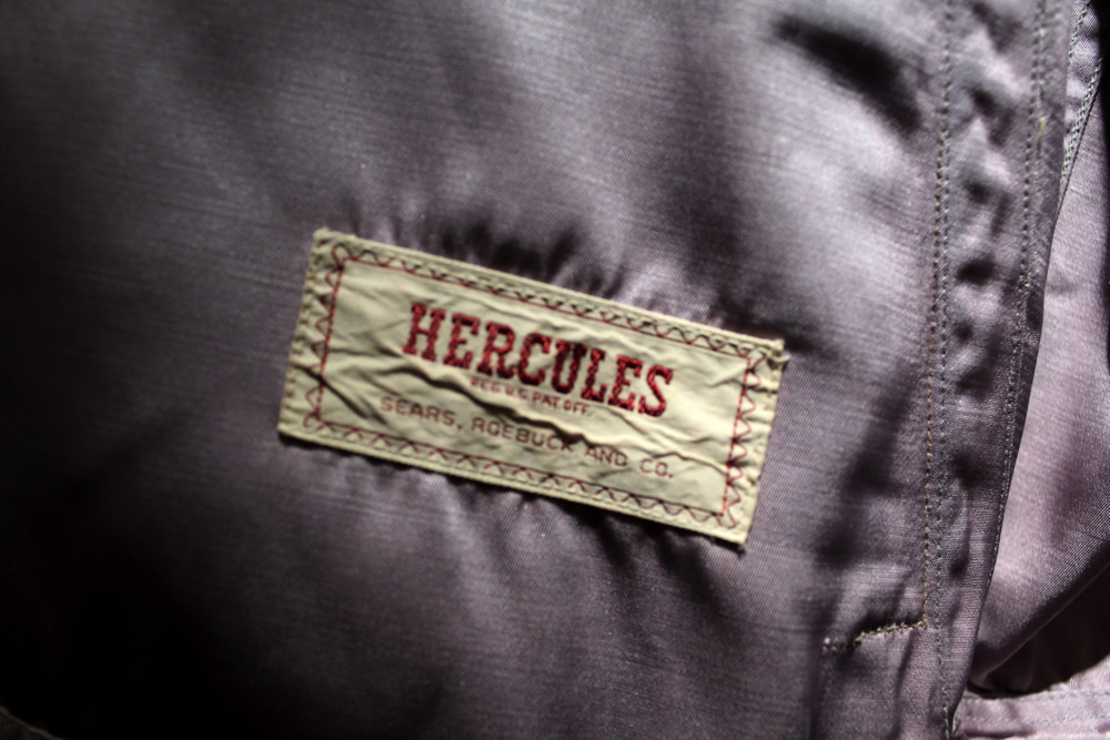 Vintage Drizzler Jacket