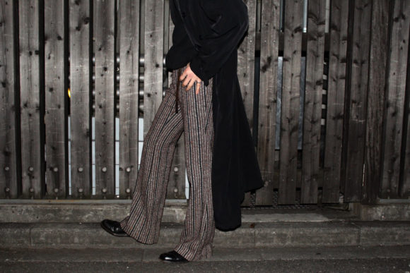 1970's Dead Stock Flare Pants