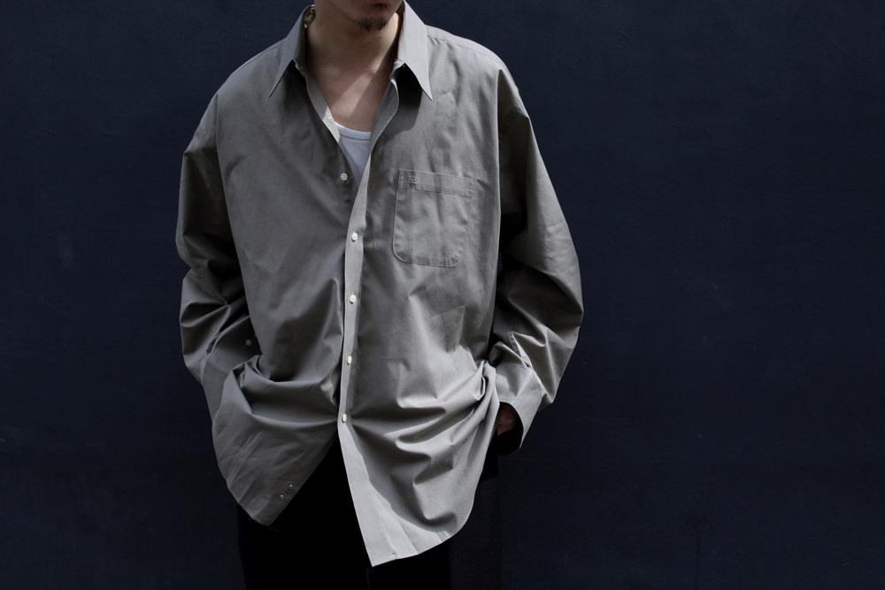 1980's〜Long Sleeve Dress Shirts
