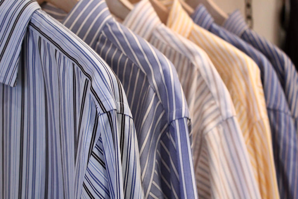 Big Silhouette Long Sleeve Shirts